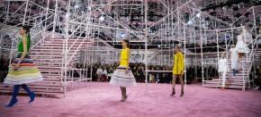 Desfile Dior Couture SS15 em 60segundos