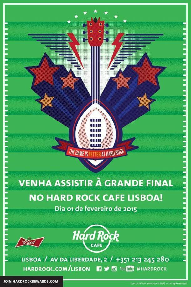 hard rock café super bowl