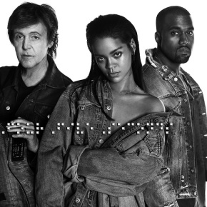 "Rihanna lança vídeo de ""FourFive Seconds"""